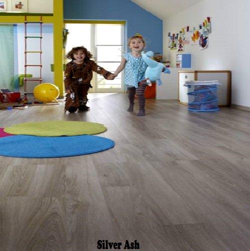 Silver Ash Smart Floors Laminated Wooden Floors Laminate Flooring