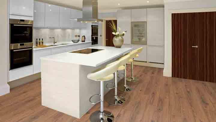 Kronoswiss Noblesse V Groove Laminate Flooring Smart Floors