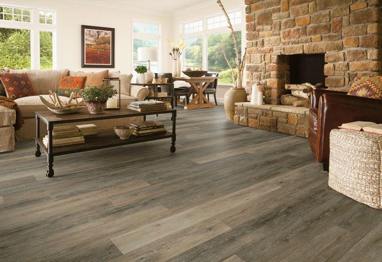 Luxury Vinyl Flooring Smart Floors Laminated Wooden Floors
